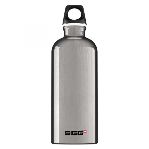 Bình đựng nước du lịch SIGG Traveller 0.6L - Aluminium