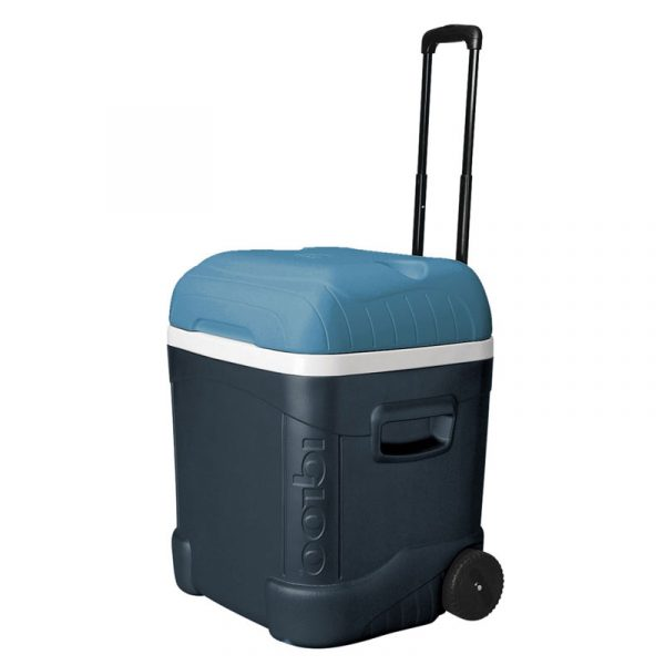 Thùng giữ lạnh Igloo Ice Cube Maxcold 66L (Jet Blue)