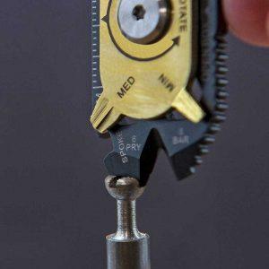 Móc chìa khóa True Utility Fixr - Tua Vít dẹp