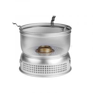 Sử dụng Bếp cồn Trangia Spirit Bunner B25