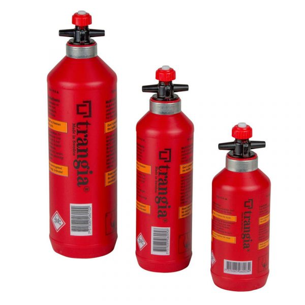 Bình đựng nhiên liệu Trangia Fuel bottle - Red