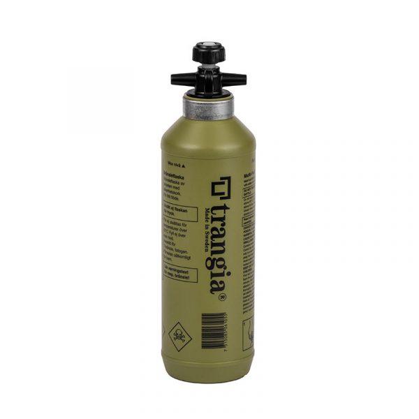 Bình đựng nhiên liệu Trangia Fuel bottle - 0.5L Olive