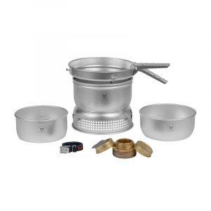 Bộ bếp Trangia Storm Cooker 25-1 UL - Spirit burner
