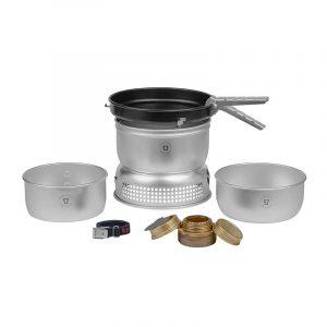 Bộ bếp Trangia Storm Cooker 25-3 UL - Spirit Burner