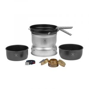 Bộ bếp Trangia Storm Cooker 25-5 UL - Đầu đốt Spirit Burner
