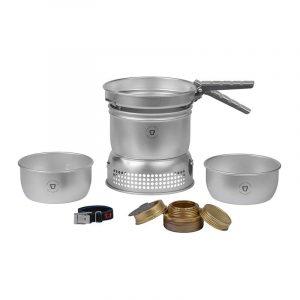 Bộ bếp Trangia Storm Cooker 27-1 UL - Đầu đốt cồn Spirit Burner