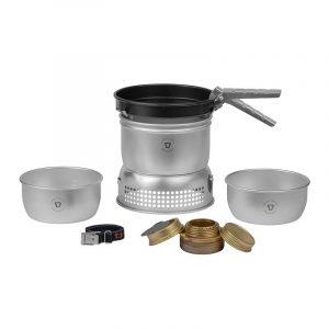 Bộ bếp Trangia Storm Cooker 27-3 UL - Spirit Burner