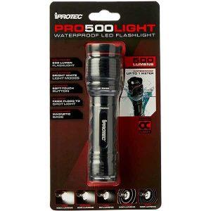 Đèn pin iProtec Pro 500 Lumens - Pack