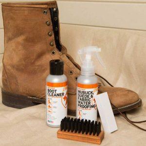 Bộ Kit bảo quản Giày da lộn Gear Aid Revivex Suede Kit