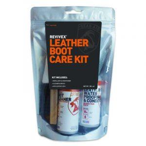 Kit chăm sóc Giày da thuộc Gear Aid Revivex Leather Boot Care Kit