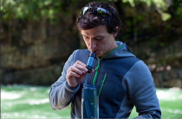 Lọc nước Sawyer MINI Water Filter - Use