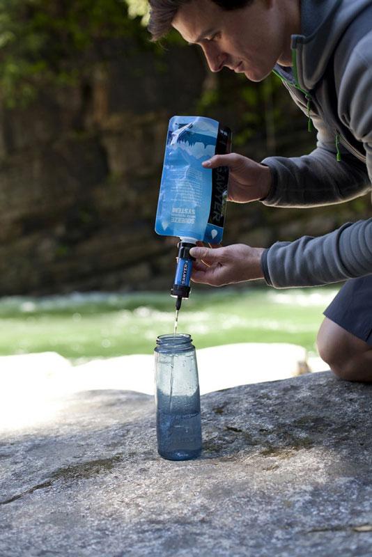 Lọc nước Sawyer MINI Water Filter - Water Bottle