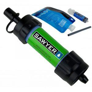Lọc nước Sawyer MINI Water Filter - Green