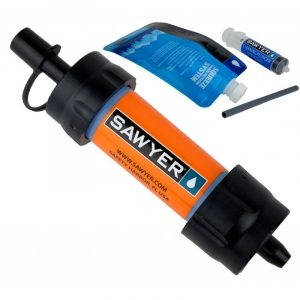 Lọc nước Sawyer MINI Water Filter - Orange