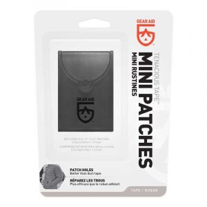 Patch dán vá mini Gear Aid Tenacious Tape Mini Patches