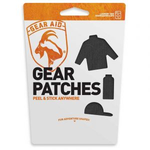 Patch vá trang trí Gear Aid Tenacious Tape Gear Patches