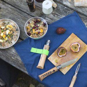 Bộ dao dã ngoại Opinel Nomad cooking kit - Lifestyle