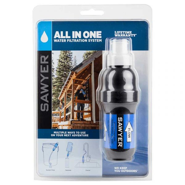 Lọc nước Sawyer All in One Water Filtration System - Pack