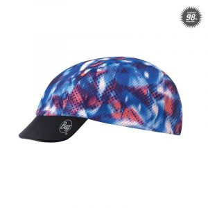 Nón lưỡi trai Buff Cap Pro Fleeting Blue - Orange Fluor