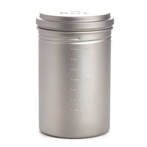 Bình nấu Vargo Titanium Bot 1L Bottle Pot