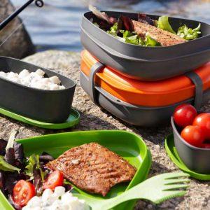 Bộ hộp đựng đồ ăn LunchKit Light My Fire - Lifestyle