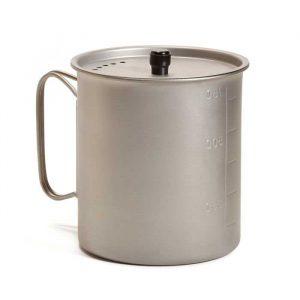 Ca nấu Vargo Titanium Ti-Lite 0.75L Mug