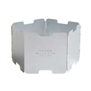 Chắn gió bếp Vargo Aluminium Windscreen - Natural T-420