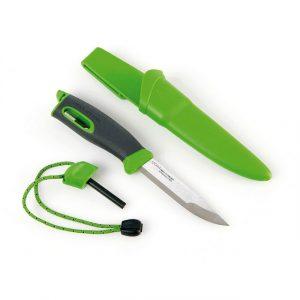 Dao đánh lửa Swedish FireKnife Light My Fire - Green