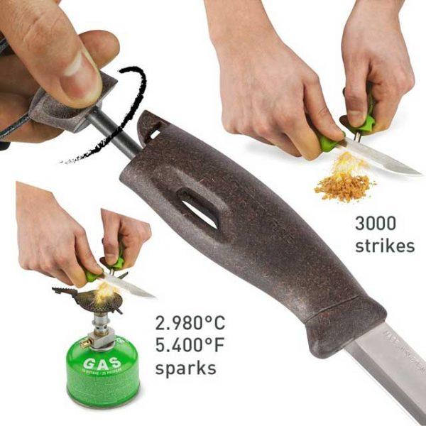 Dao đánh lửa Swedish FireKnife Light My Fire - Spark