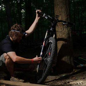 Đèn pin đội đầu EOS Princeton Tec Headlamp - Bike