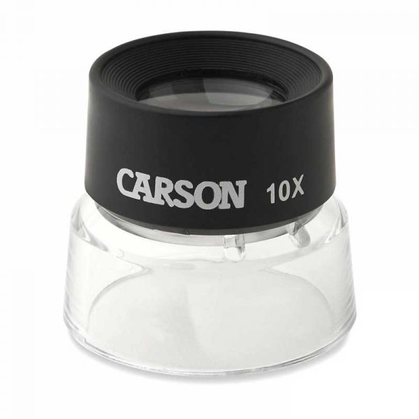 Kính lúp Carson LumiLoupe 10x Stand Magnifier Loupes LL-10