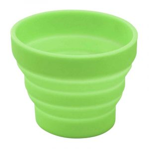 Ly xếp Lewis N Clark Silicone Travel Cup