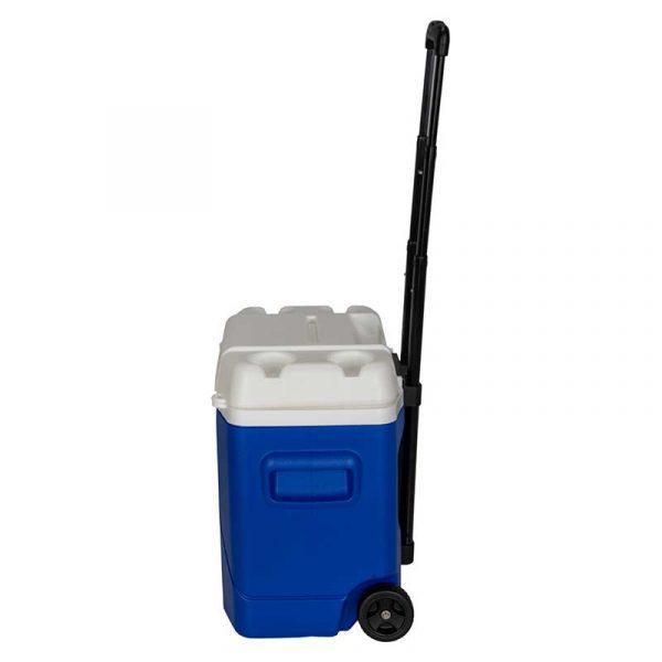 Thùng đá Igloo Profile Roller 28L - Majestic Blue
