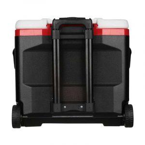 Thùng đá Igloo Quantum Roller 26L - Black/Red