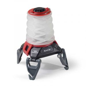 Đèn lồng Princeton Tec Helix Backcountry Lantern - Black/Red
