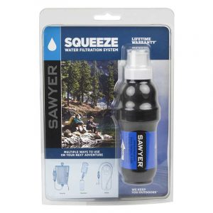 Lọc nước Sawyer Squeeze Water Filtration System
