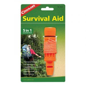 Bộ sinh tồn Coghlans Survival Aid 5 trong 1