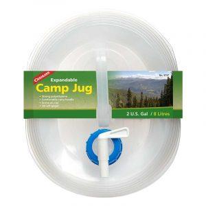Can nhựa xếp Coghlans Camp Jug 7.6L