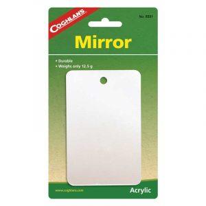 Gương du lịch Coghlans Acrylic Mirror 7x11cm