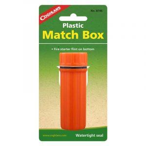 Hộp diêm Coghlans Plastic Match Box