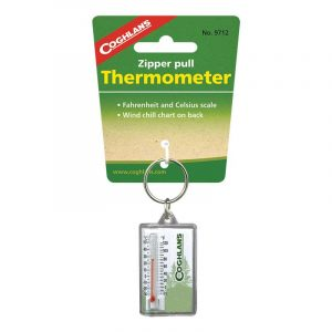 Móc treo Nhiệt kế Coghlans Zipper Pull Thermometer