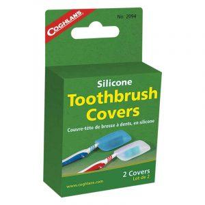 Nắp đậy bàn chải đánh răng Coghlans Silicone Toothbrush Covers