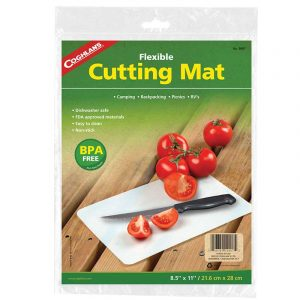 Thớt cắt Coghlans Flexible Cutting Mat