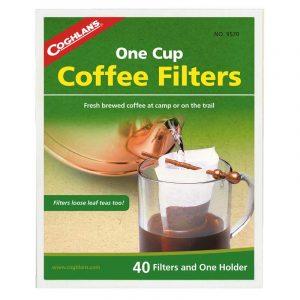 Túi lọc cà phê Coghlans Coffee Filters