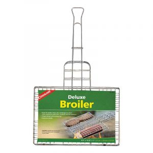 Vỉ kẹp nướng Coghlans Deluxe Broiler