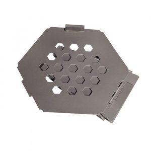 Bếp củi Vargo Hexagon Wood Stove - Titanium Version