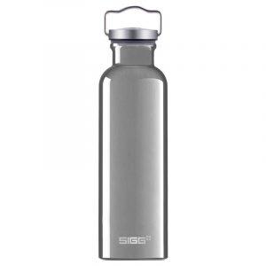 Bình nước thể thao SIGG Original 0.75L - Aluminium