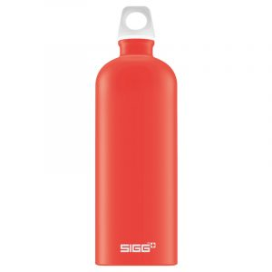 Bình nước thể thao SIGG Lucid 1L - Scarlet Touch