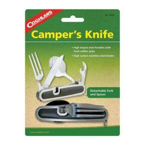 Bộ dao muỗng nĩa Coghlans Campers Knife