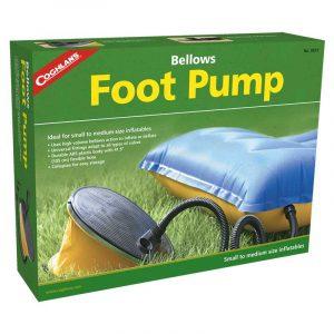 Bơm đạp chân Coghlans Belows Foot Pump